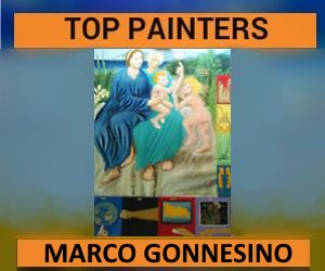 Marco Gonnesino Top Painters